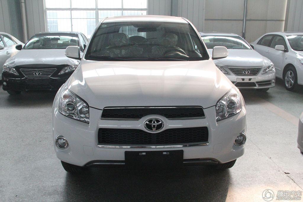 2012款 丰田RAV4 2.0L AT四驱版