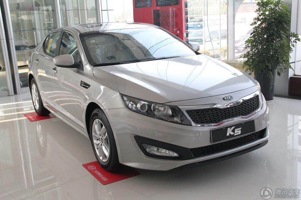 2011款 起亚K5 2.0 AT GL