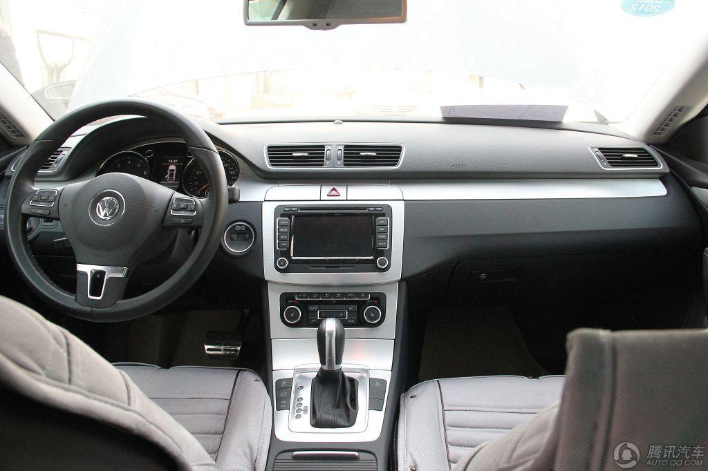 2011款 一汽大众CC 2.0TSI DSG 至尊型