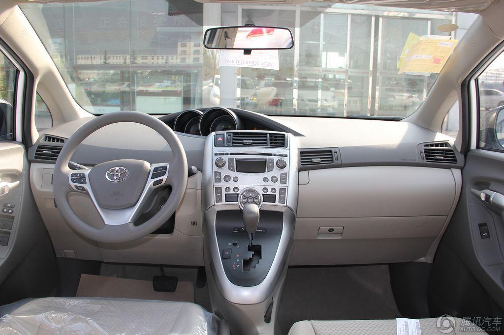 2011款 逸致 180G CVT舒适版