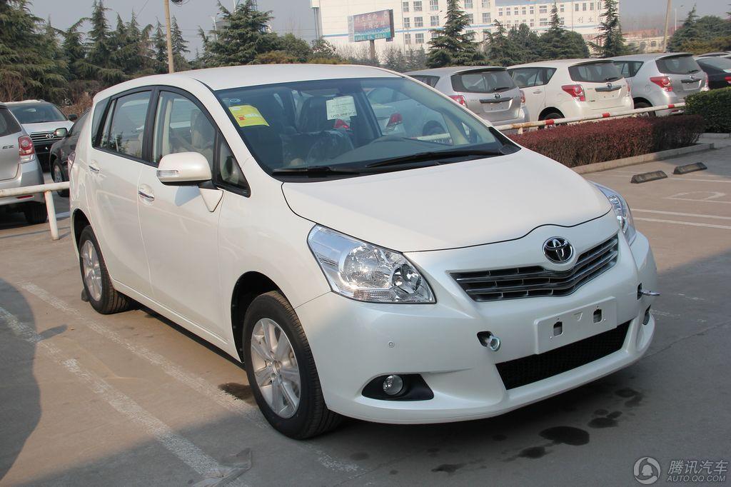 2011款 丰田逸致 180G CVT舒适版
