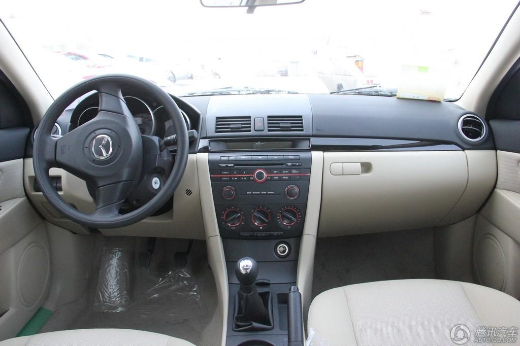 2012款 马自达3 1.6 MT经典款标准型