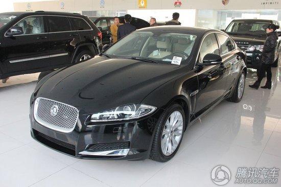 2012款 捷豹XF 3.0L V6豪华版
