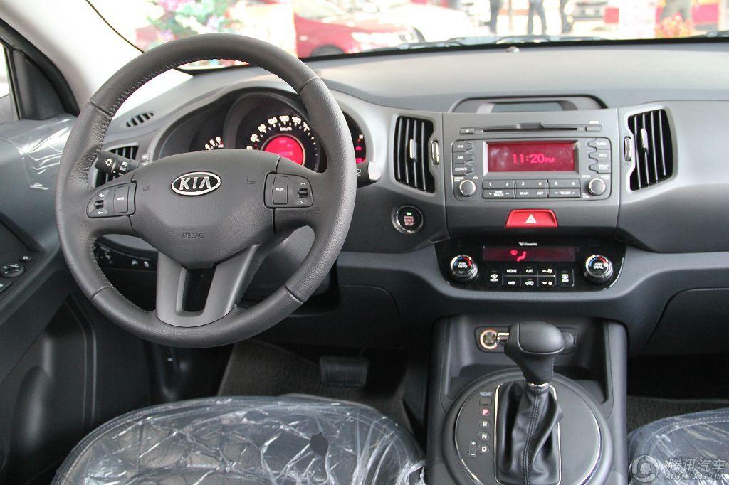 2011款 智跑 2.0L 自动两驱Premium