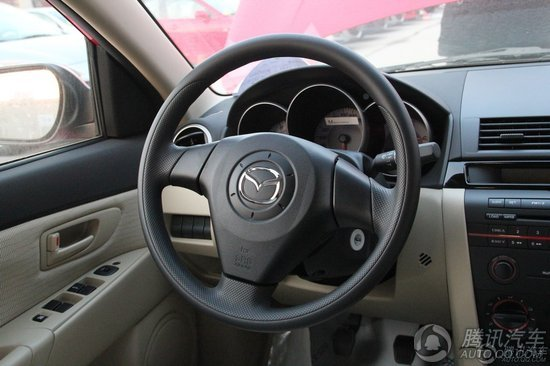 2012款 马自达3 1.6 MT经典款特惠型