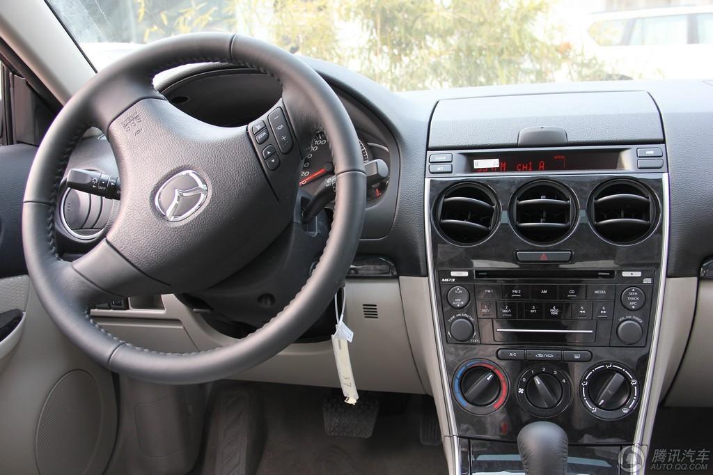 2011款 马自达6 2.0L AT豪华型