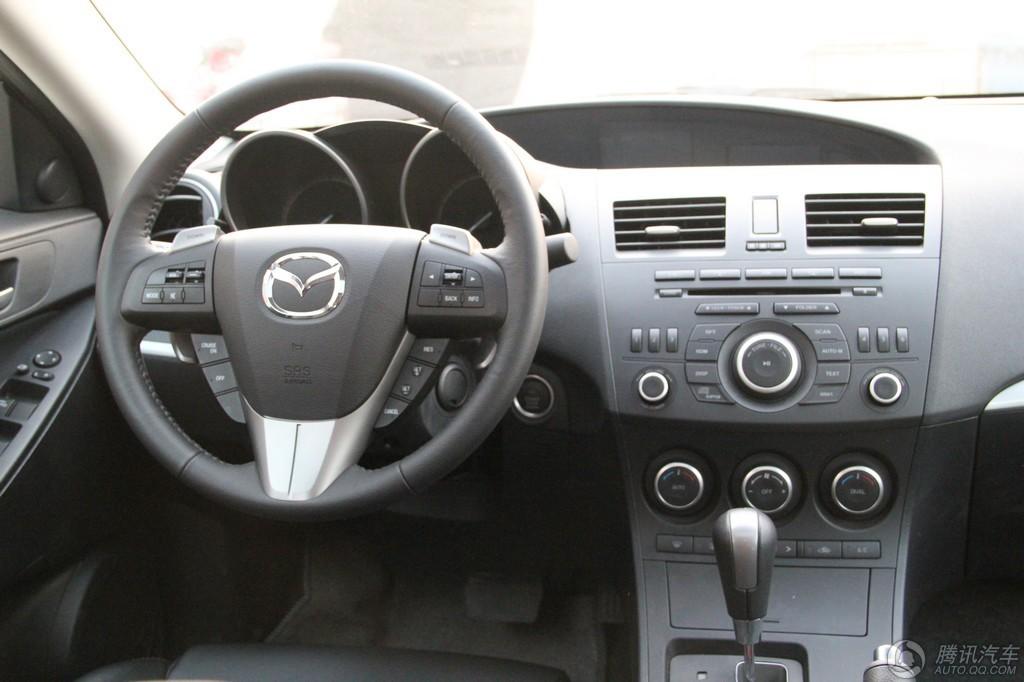 2011款 马自达3星骋 2.0L 自动豪华型