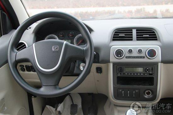 2010款 众泰5008 1.3 MT舒适型