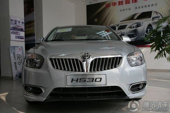2011款 中华H530 1.6L MT舒适型