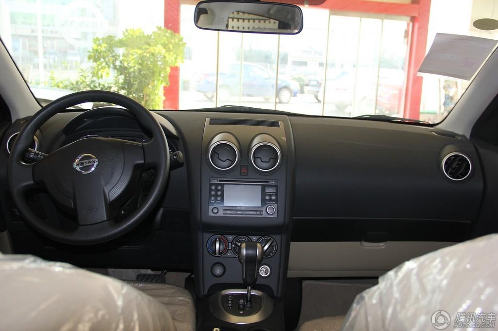 2011款 逍客 2.0XL 火 CVT两驱版