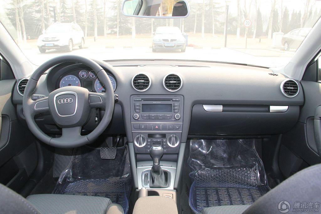 2012款 奥迪A3 Sportback 1.4T 技术型