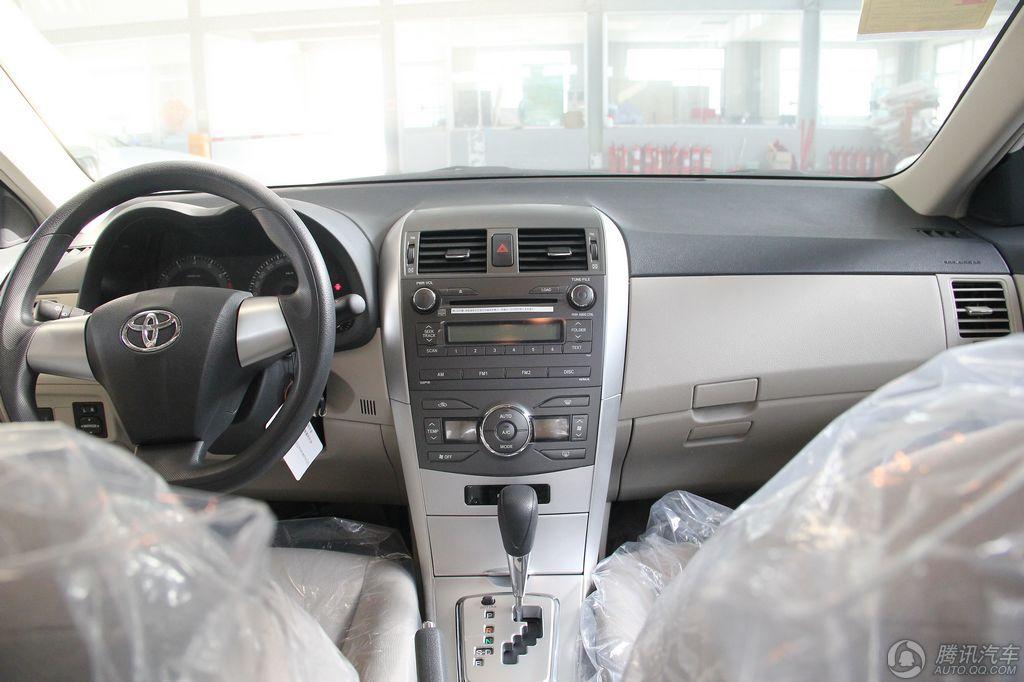 2011款 卡罗拉 1.8L GL-S CVT