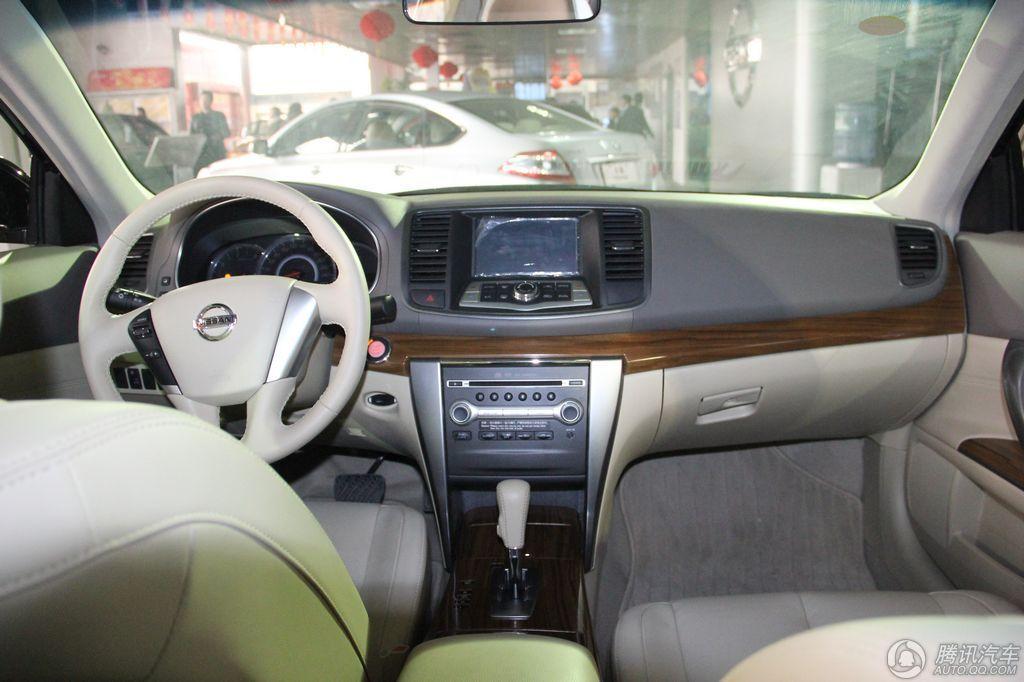 2011款 天籁 2.0 XL 舒适版
