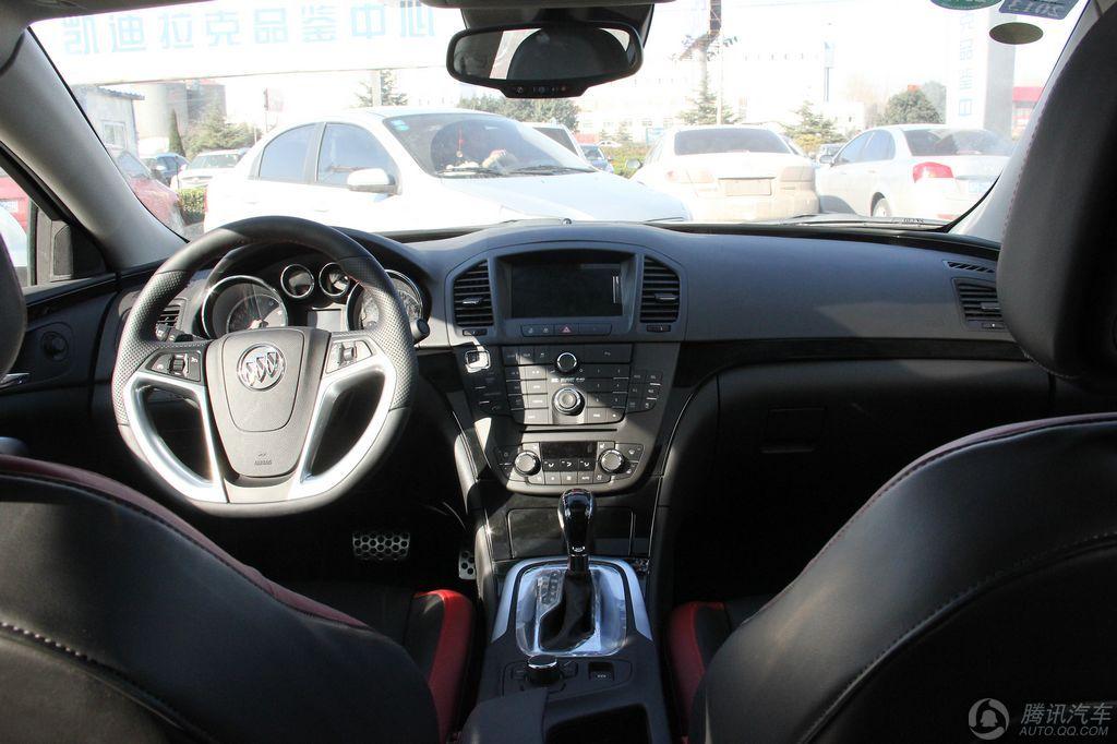 2012款 君威 2.0T GS超级运动版