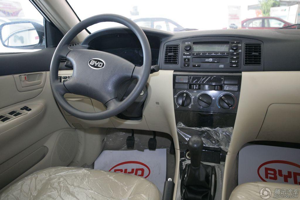 目前比亚迪f3即将推出新款产品,老款车型也推出了较大的市场优惠活动
