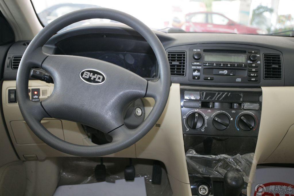 2012款 比亚迪F3 1.5舒适型 GL-i