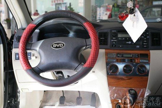 2012款 比亚迪F3 1.5舒适型 GL-i 改装