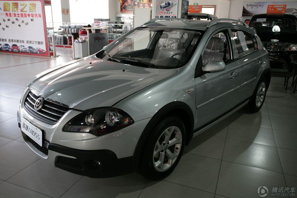 2010款 中华骏捷Cross 1.5 AT 舒适型