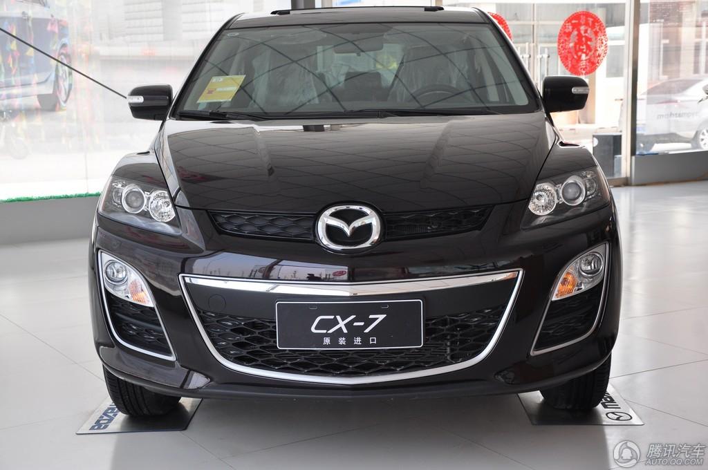 2010款 马自达CX-7 2.5L 豪华型