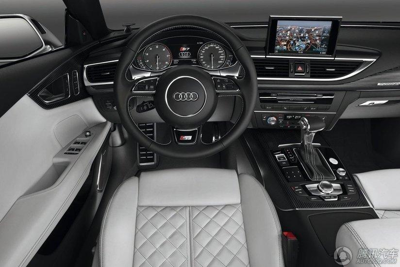 2013款 奥迪S7 Sportback 资料图