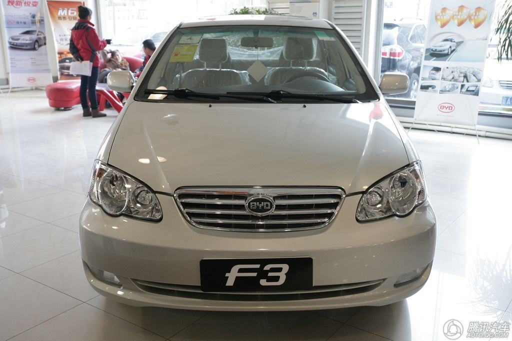 2012款 比亚迪F3 1.5豪华型 GLX-i