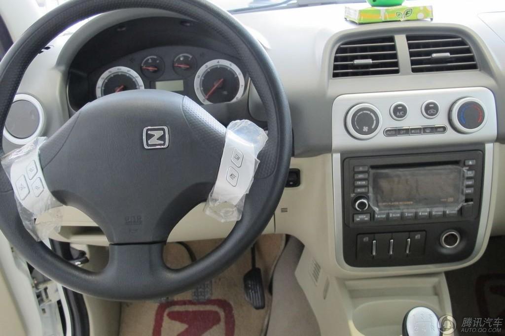 2011款 众泰5008 1.3 MT舒适型