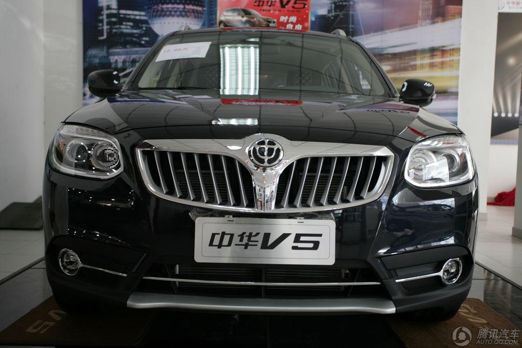 2012款 中华V5 1.6L MT 豪华型