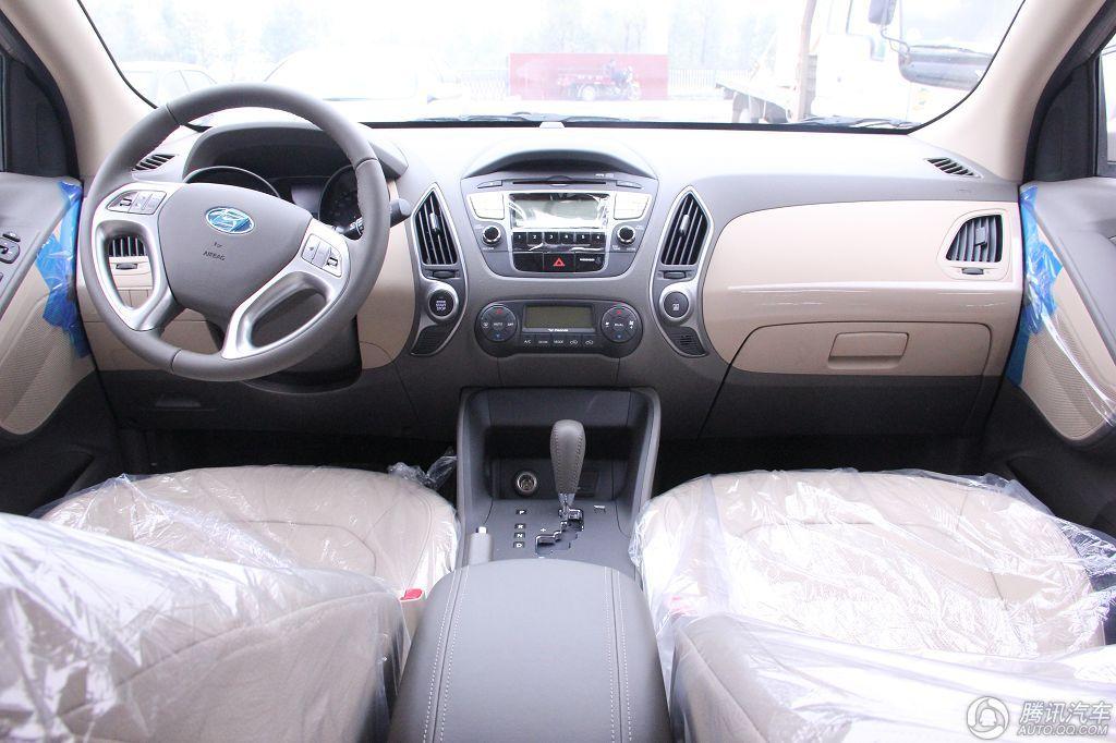 2010款 现代ix35两驱2.0GLS AT精英版