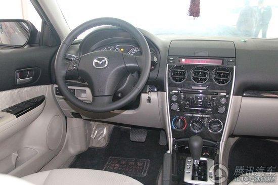 2011款 马自达6 2.0L AT时尚型