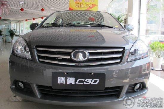 2012款 腾翼C30 1.5 VVT 手动豪华型