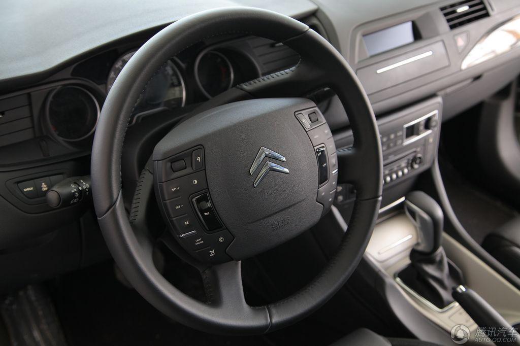 2011款 雪铁龙C5 2.3 AT 尊驭型