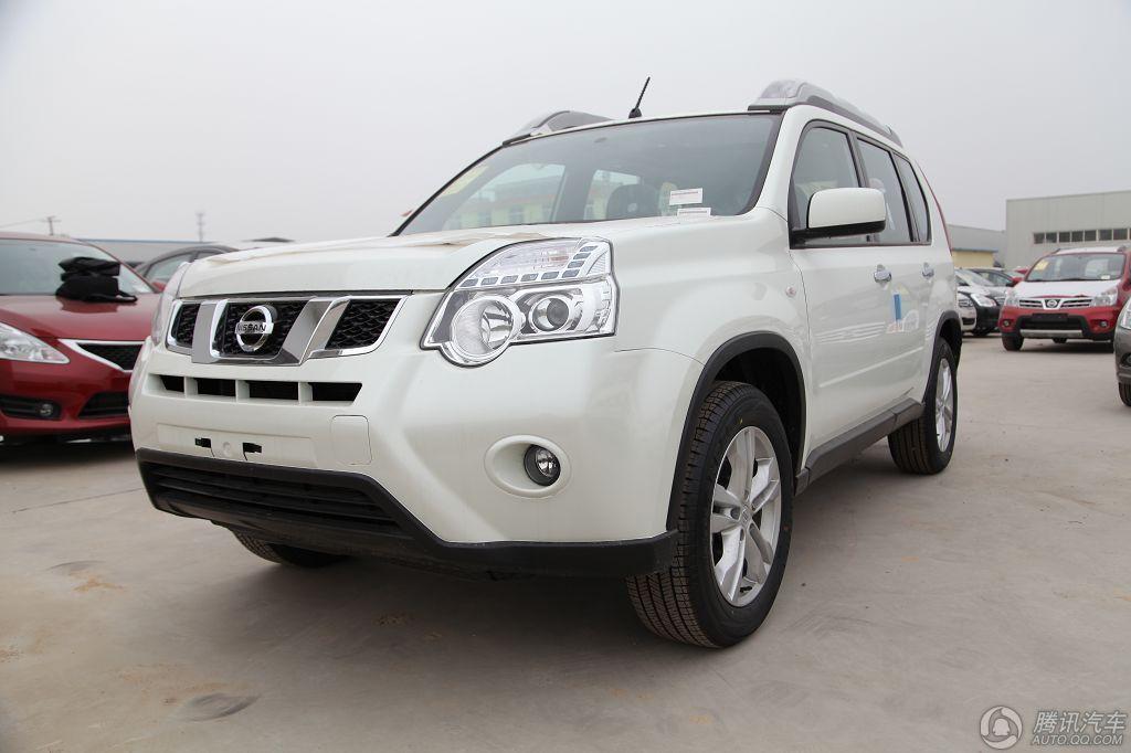 2010款 奇骏 2.5L XL 豪华版 CVT 4WD