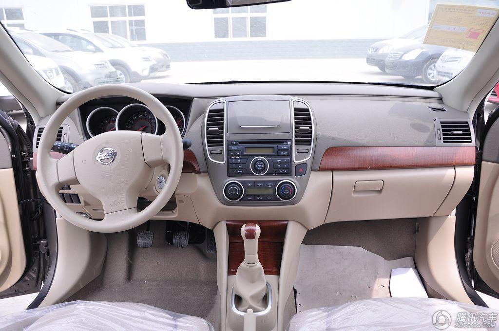 2010款 轩逸1.6XE 手动舒适版