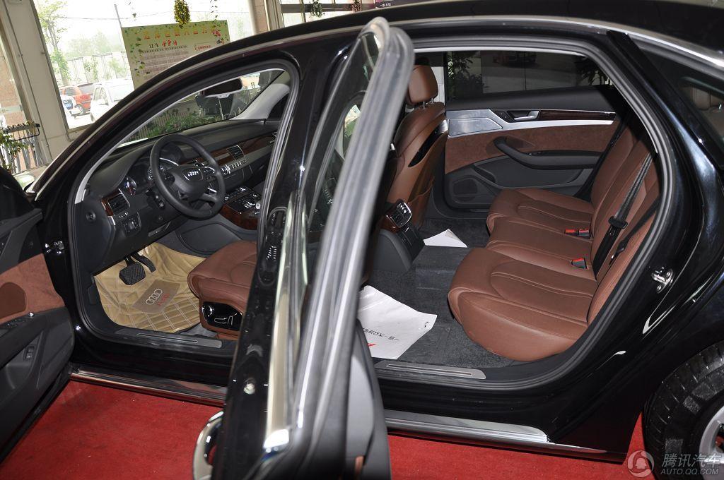 2012款 奥迪A8L 45 TFSI quattro 舒适型