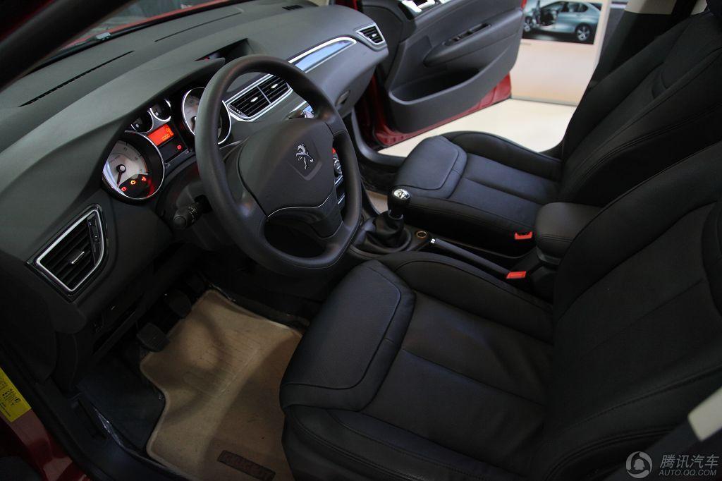 2012款 标致308 1.6L MT风尚型