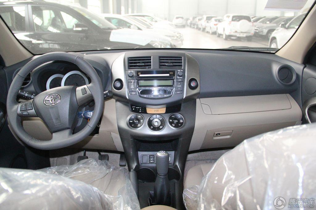 2012款 RAV4 2.0L AT豪华版