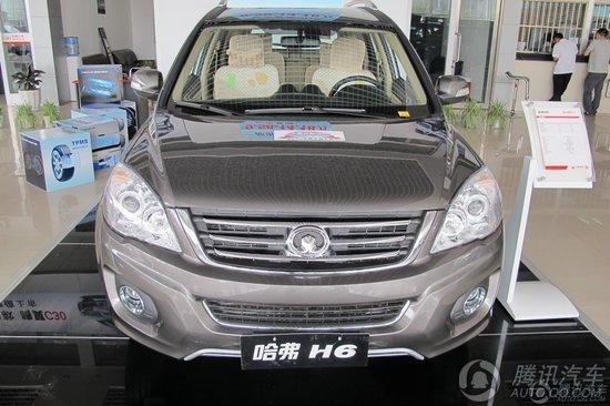 2011款 哈弗H6 2.0T(柴油) MT 精英型 两驱