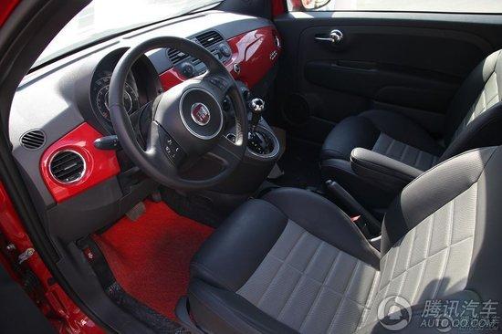 2011款 菲亚特500 1.4L Sport运动版