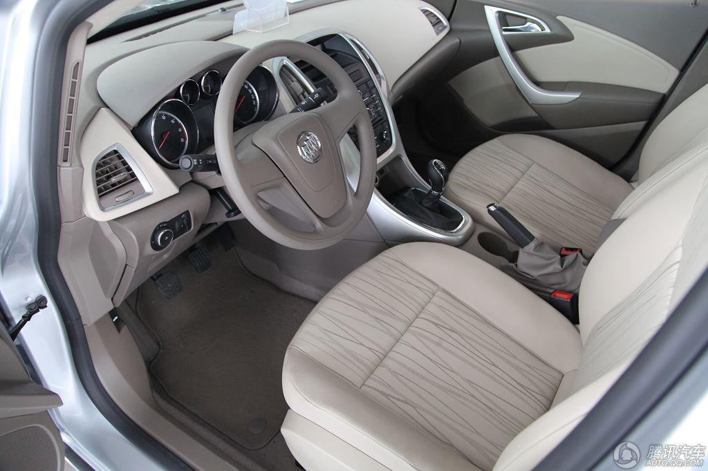2012款 英朗GT 1.6L 手动舒适版
