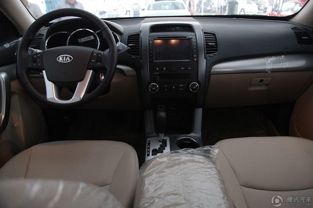 2011款 索兰托 2.2T 柴油舒适版