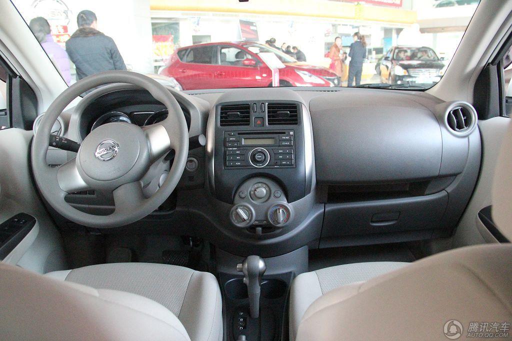 2011款 阳光 1.5XL CVT豪华版