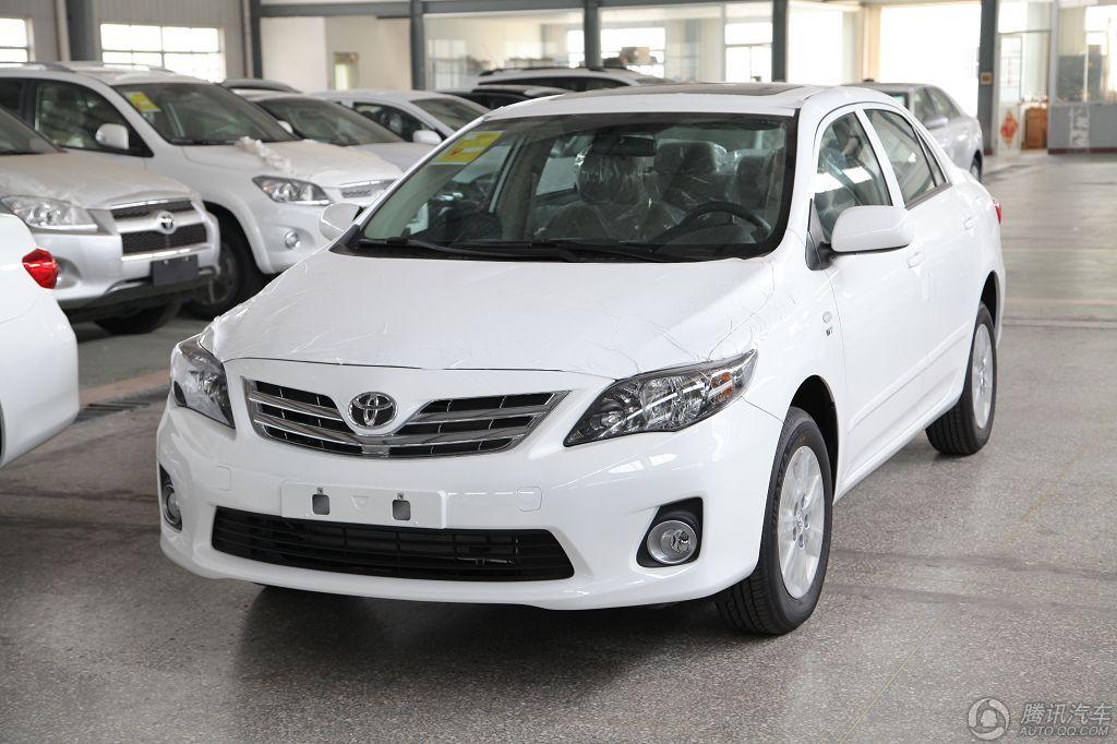一汽丰田卡罗拉购车最高优惠16000元