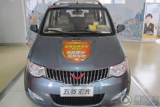 2010款 五菱宏光6430M 1.4 舒适型