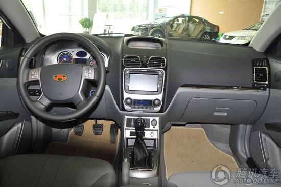 2012款 帝豪EC7系 1.8 MT 豪华型