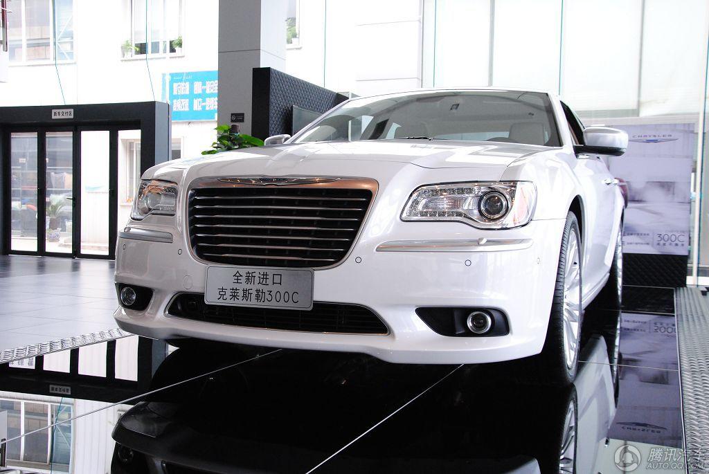 2012款 克莱斯勒300C 3.6L Luxury