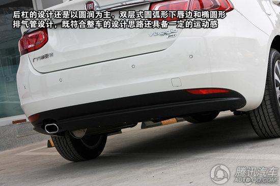 广汽菲亚特菲翔到店 黑马潜质高清图片