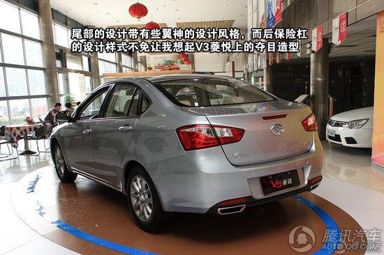 东南v5菱致到店 家用车新选择高清图片