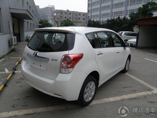 2012款 逸致 180G CVT舒适多功能版