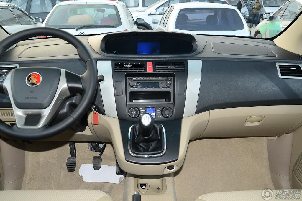 2012款 景逸SUV 1.6L 尊享型