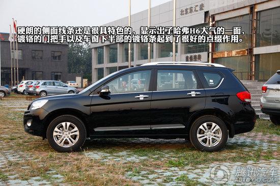 [新车实拍]哈弗H6 1.5T实拍 动力强油耗低_汽车